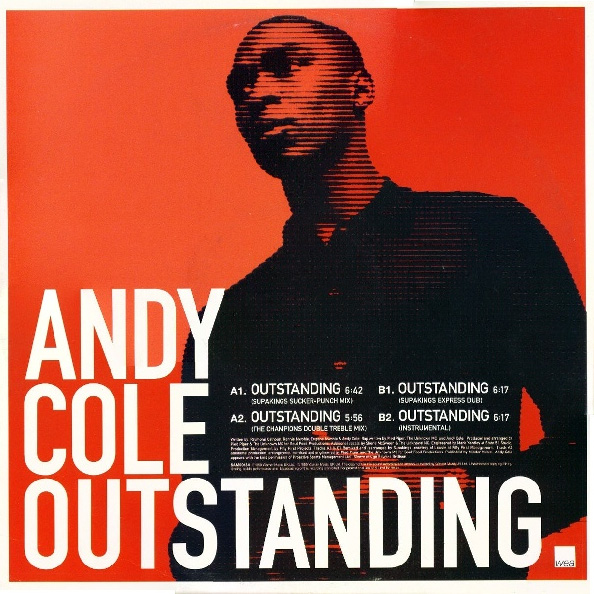 Andy Cole - Outstanding